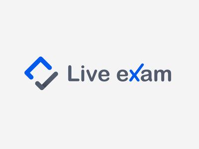Live exam Logo