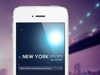Met App / Night