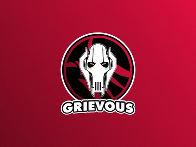 General Grievous - Star Wars Badge