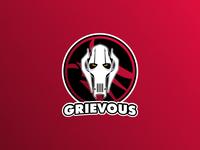 General Grievous - Star Wars Badge