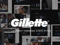 Gillette Wallaper