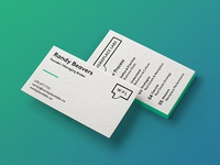 Workplace Labs Business Card