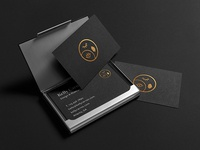 Kelly Carnes Business Cards