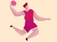 Player Illustration