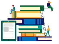 Online book library
