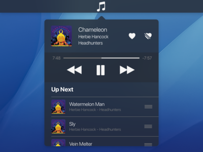 Music Player justforfun menu music itunes dailyuichallenge
