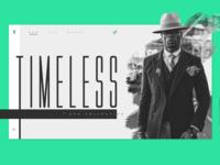Timeless Fashion Website