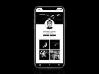#dailyui #006 - User Profile
