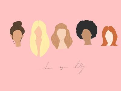 Holly + Hair