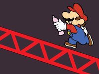 Desperate Mario