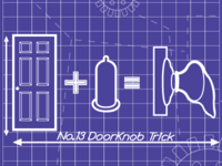 DoorKnob Trick