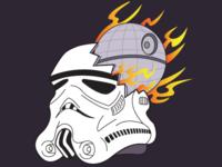 Stormtrooper accedent