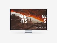 Nasa monitor 001