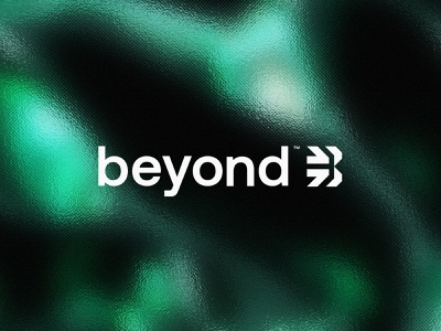 Beyond™ Logo design gradient startup visual futuristic letter b arrow simple symbol minimalist vector design illustration logomark mark logo design branding brand logo