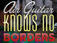 Air Guitar Knows No Borders