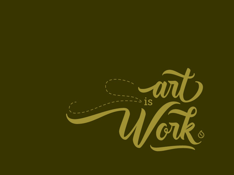 Trademark Script premium lettering brush font