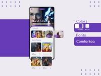 Game UI Mobile