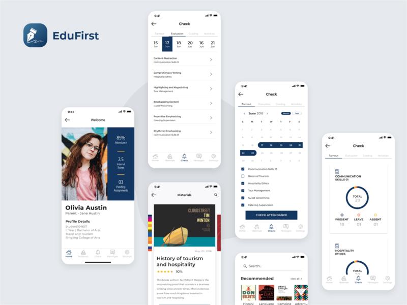 Edufirst | Student App | Education App | Academics App