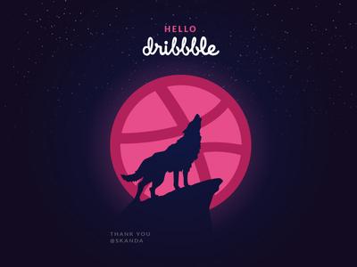 Hello Dribbble! This is Sagar :)