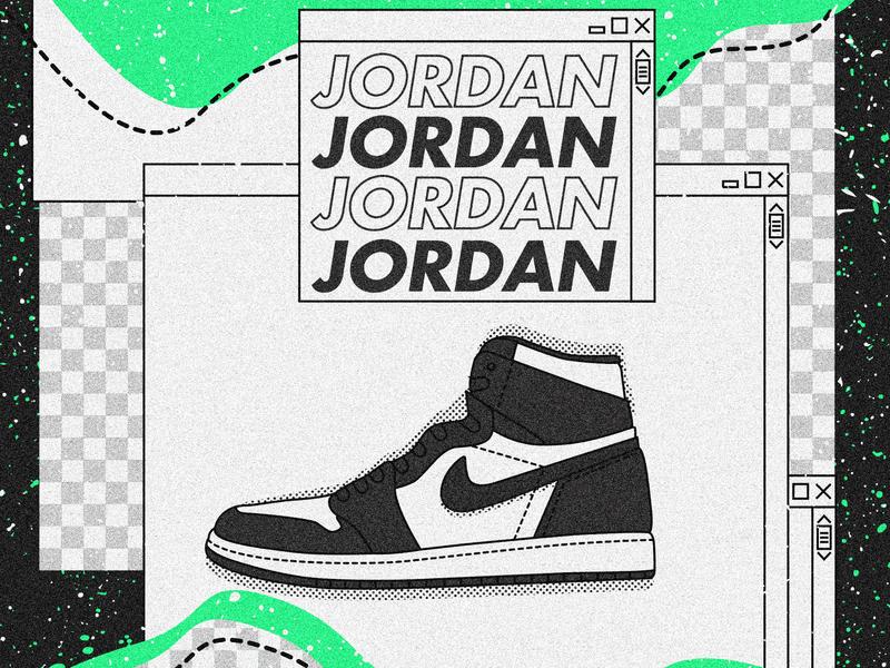 Nike Jordan 1.