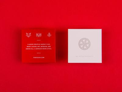 2018 Promo detail shot product design plywood uv printing mohawk paper marketing packaging design print design graphic design branding ps design