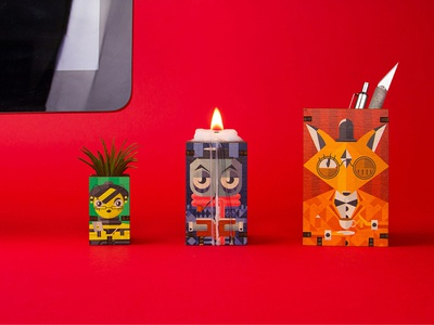 2018 Promo In Use product design plywood laser cut uv printing illustration geometric print design graphic design goals design ps design
