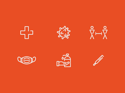 Stelvio Icons (110 Icons set) - Medical symbol icon icons icon system icon icons pack icon set symbol iconset grid icons design