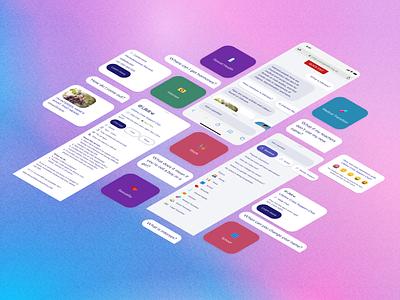 Snowglobe LGBTQIA+ Co-design Chatbot lgbtqia charity web app ux ui