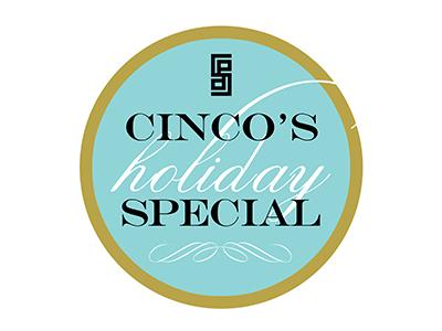 Cinco s holiday special