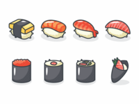 Susi Food Icons