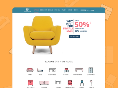 Ecommerce Homepage ecommerce shop ecommerce user experience userinterface user experience design user interface design user interface uxui ui design uidesign ui  ux uiux ui web site website design webdesign web design website web