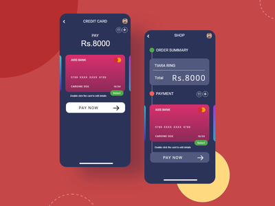Credit Card Checkout user interface mobile app design app design app mobile uiux ux design uxdesign ux  ui uxui ux uidesign ui  ux daily ui uiux ui mobile ui credit card checkout daily 100 challenge dailyui