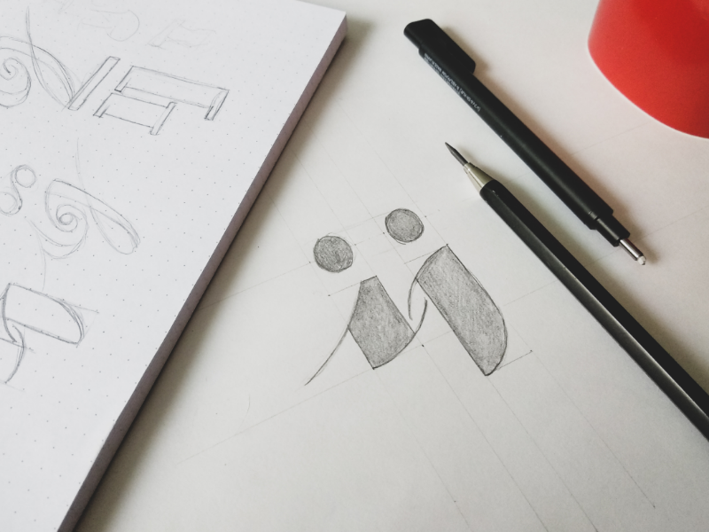 ij typeart typography type art vector illustrator design designer letter handletterin lettering