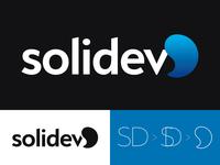 solidev - logo for the programmer