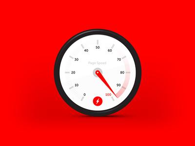 Zap Speedo clock speedo dial