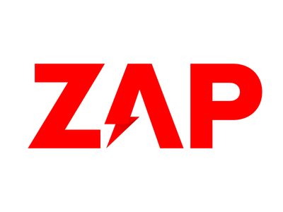 Zap Logo bolt lightening logo zap