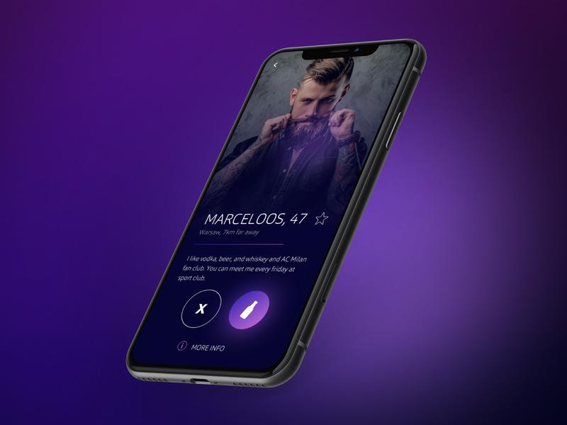 Drunk friends fake app ui  ux design ux designer appdesign ios app