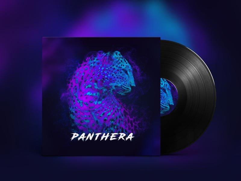 Phantera cover art fake music cd cover photoshop