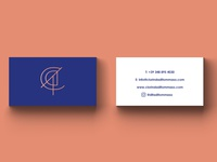 Business Cards for Clorinda Di Tommaso