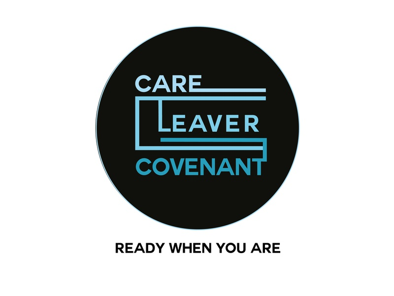 Care Leaver Covenant logo illustraor vector brand identity brand design logotype logo digital design freelance designer