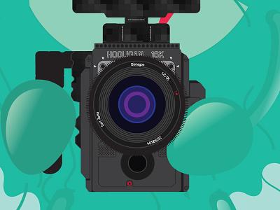 Rad Filmmaker - Detail lenses photography cinematography camera closeup detail zeiss r3d red camera movies cinema filmmaker rad