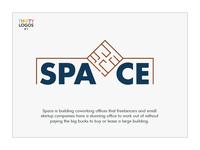 Thirty Logo Design Challenge Day 01 - Space