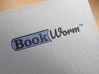 Bookworm - Thirty Logos design