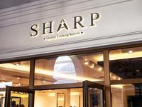 Sharp - Mock-up