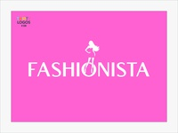 #Thirtylogos challenge Day 28 - Fashionista