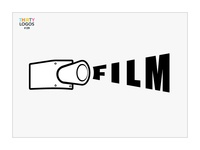 #Thirtylogos challenge Day 29 - Film
