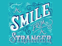 A Smile From A Stranger
