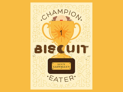 Champion Biscuit Eater