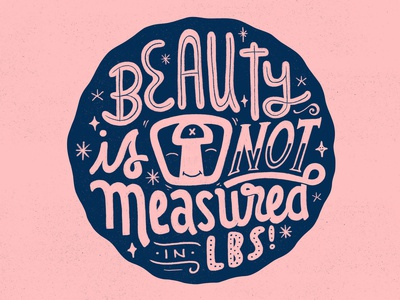 Beauty Is Not Measured In Lbs (2)