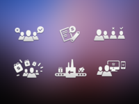 Icons for cofound service